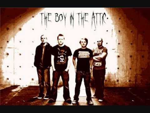 The Boy in the Attic - Winding Stairs