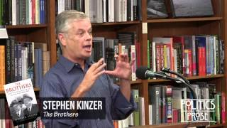 """Stephen Kinzer """"The Brothers"""""""