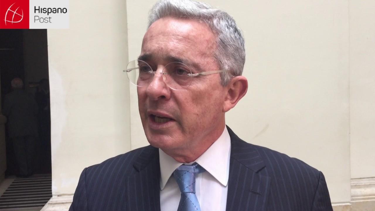Uribe explica porqué lo mejor para Colombia es que ganara el No