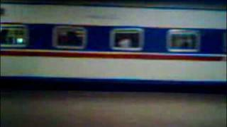 preview picture of video 'Night Coach (RWP - LHR) Arrived to Rawalpindi Station.mp4'