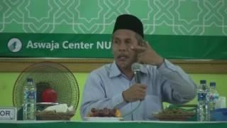 4 KH Marzuqi Mustamar  Dauroh Aswaja