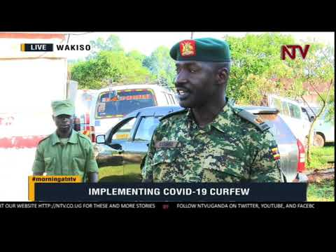 ON THE GROUND: Maj Bilal Katamba explains role of LDU in fighting COVID-19