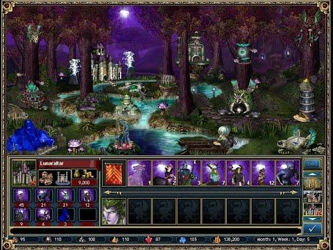Герои меча и магии 3 прохождение кампании во имя богов