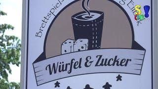 Zu Besuch im Spielecafe WÜRFEL & ZUCKER - Ein Rundgang mit Inhaber Silke Christensen