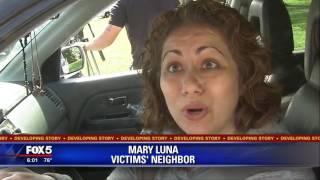 Granddaughter, boyfriend suspects in grandparents