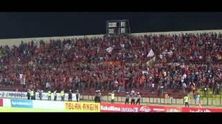 Aksi The Jak Mania || Persija Vs Bhayangkara 1-0 || SSA Liga 1 2018