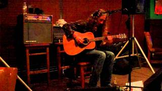 "Jason Elmore - ""As The Crow Flies"" & ""World Of Trouble""  Solo Acoustic"