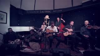 """Django's Castle (D.Reinhardt) - Filippo Dall'Asta's """"Mediterasian"""""""