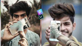 Instagram viral photo editing | prateek pardeshi insta post creative editing | photo editing 2019