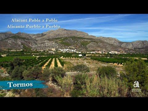 TORMOS. Alicante pueblo a pueblo