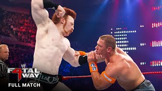 FULL MATCH - John Cena vs. Edge vs. Randy Orton vs. Sheamus – WWE Title Match: WWE Fatal 4-Way 2010