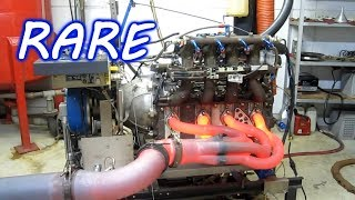 7 Cars With The Most Rare Engines Of All Time