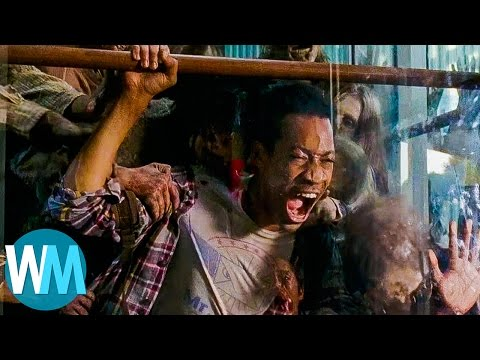 Top 10 Gruesome Walking Dead Deaths By Zombies