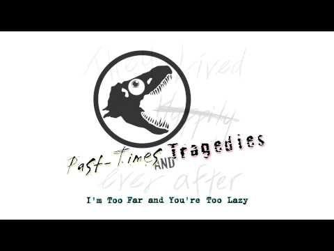 Past-Times and Tragedies Album Launch