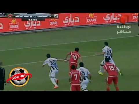 أهداف الكلاسيكو بين النادي الصفاقسي و النجم الساحلي (1-1)