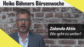 Böhmers Börsenwoche: Zalando top, Deutsche Lufthansa flop