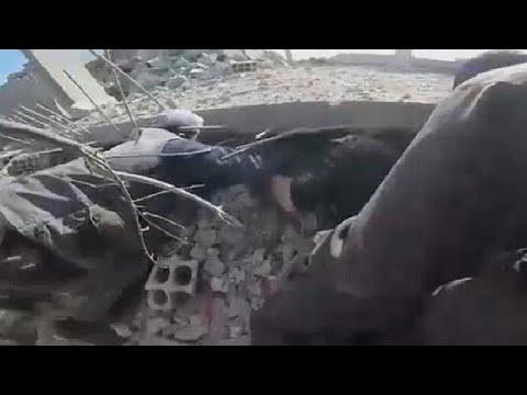 Συρία: Ανελέητοι βομβαρδισμοί στην ανατολική Γκούτα
