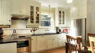 Craftsman Style Kitchen 2017