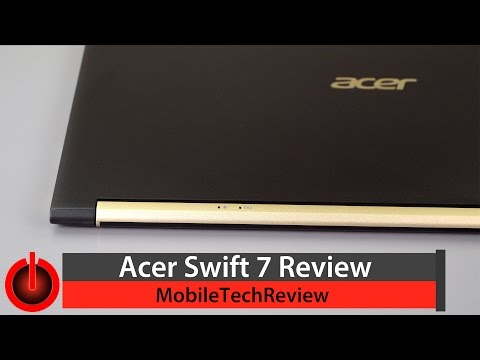 Acer Swift 7 Review - 13.3