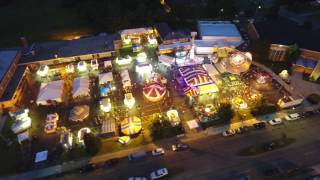 2017 St. Christine's Church Festival Youngstown Ohio drone