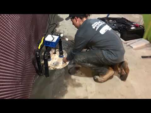 Internal Waterproofing Solution!
