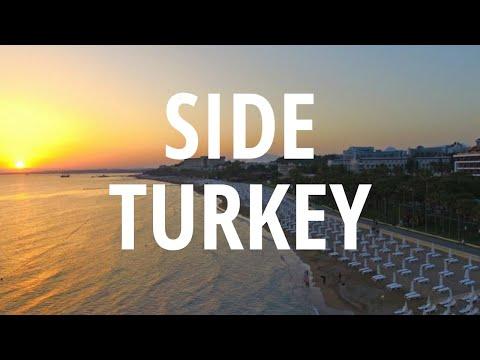 #19 Сиде, Турция   Руссо-Туристо в баре! Обзор отеля RAYMAR - Информация для туристов. Турция