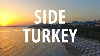 #19 Сиде, Турция | Руссо-Туристо в баре! Обзор отеля RAYMAR