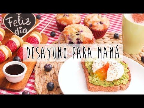 Desayuno Sorpresa para el Día de las Madres | Fácil Rápido y Delicioso!