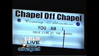 You Am I - 2000-01-14 - Cold Live at the Chapel