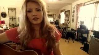 Woman Walk The Line - Trisha Yearwood acoustic cover by Reshana Marie