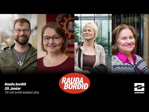 Rauða borðið: Bankasalan