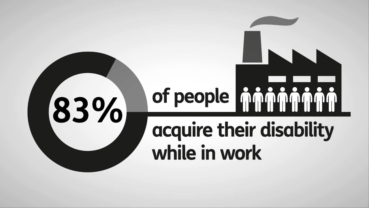 Disability confident video from the Department for Work and Pensions