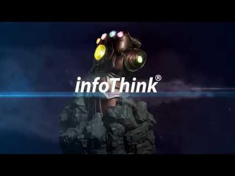 infoThink- 復仇者聯盟無限手套藍牙喇叭 Avengers Infinity Gauntlet Bluetooth Speaker-《復仇者聯盟:無限之戰》
