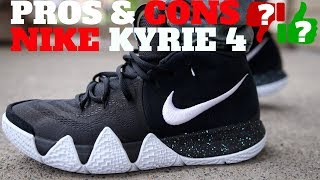 the best attitude c03a7 8e1a4 nike kyrie 4 on feet - Free video search site - Findclip.Net