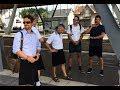 Γαλλία: Απαγόρευσαν σε οδηγούς λεωφορείων τη βερμούδα και πήγαν στη δουλειά με φούστα