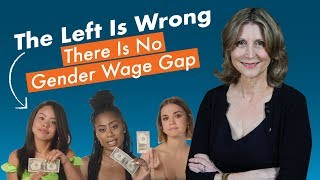 The Left is Wrong. There is No Gender Wage Gap