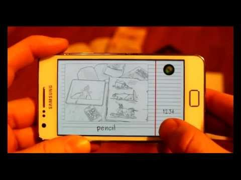 Video of Doodle Camera