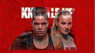 KNUCKLE UP #257: UFC 215 MEH + the Reality of the New Misty Normal