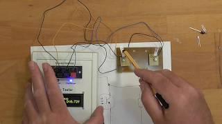 Spur N, Teil 6: Infrarot Lichtschranken für die Steuerung