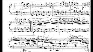 Variations on 'Non piu mesta' from Rossini's La Cenerentola (Henri Herz)