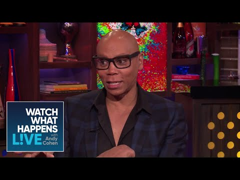 Does RuPaul Think Shangela Laquifa Wadley Was Robbed On #AllStars3? | WWHL