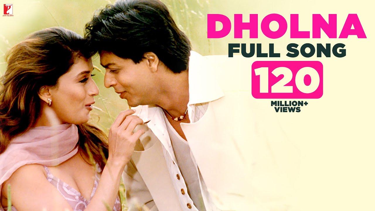 Dholna - Full Song | Dil To Pagal Hai | Shah Rukh Khan | Madhuri Dixit  downoad full Hd Video