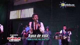 "Perla Colombiana en vivo ""Agua de vida"""