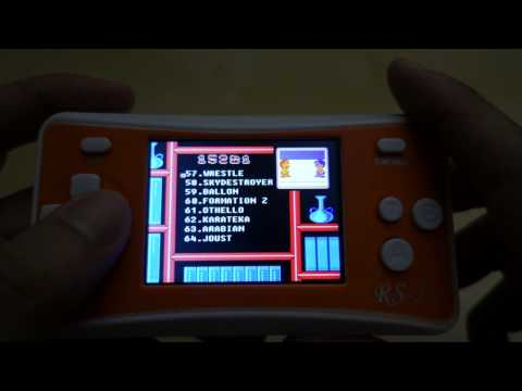 Wolsen RS-1 152 in 1 Games Console Review