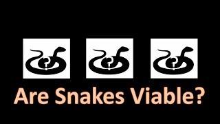 Optimizing the Snake Build