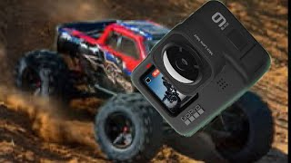 X Maxx 8s and Slash 4x4 Vxl Jumps with GoPro Hero 9 FPV