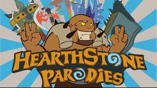 Hearthstone Parodies #1: Mage vs. Warrior