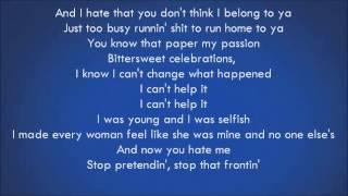 Drake   Furthest Thing Lyrics)