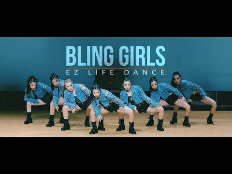 여중생들의 끝장 칼군무 TEEN's PERFECT POWERFUL DANCE | 블링걸스 BLING GIRLS | Filmed by lEtudel