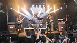 Video Křest CD Ocelot Bordell roll Rock for All Česká Lípa 2021